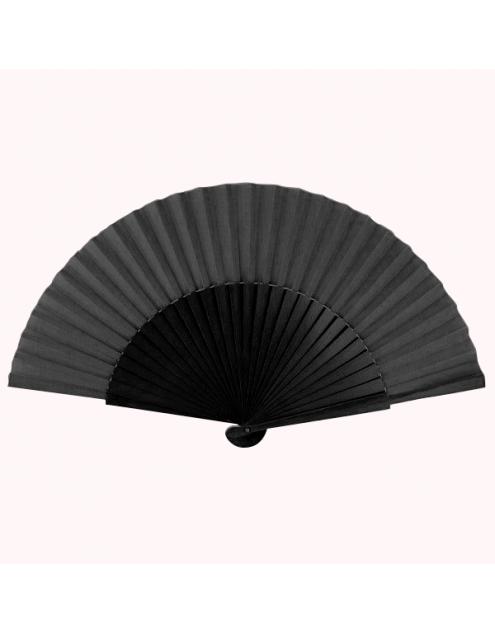 Abanico Pericon 30CM Color Negro