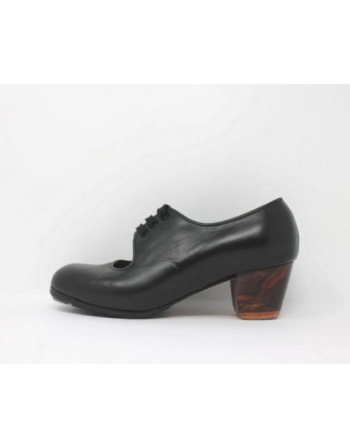 Carmen 34.5 AA Leather Negro Jerezano 5 Visto