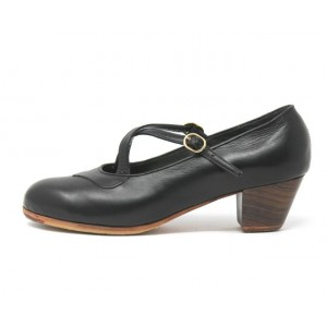 Cruzado 40,5 AA+PR Leather Negro Cubano 3,5 Visto
