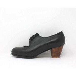Carmen 36.5 A Leather Negro Jerezano 5 Visto