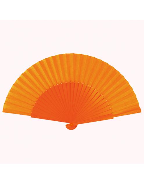 Abanico Pericón 30cm Color Naranja