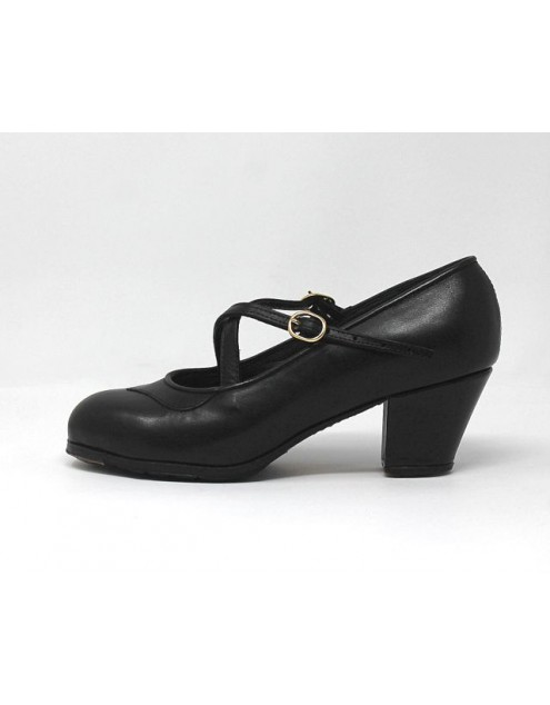 Cruzado 34,5 A Leather Negro Cubano 5 Forrado