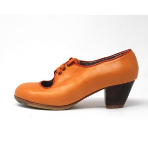 Carmen 34,5 A+PR Leather Naranja Cubano 5 Visto