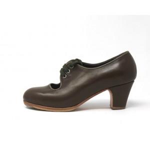 Carmen 34 A Leather Oliva Clásico 5 Forrado