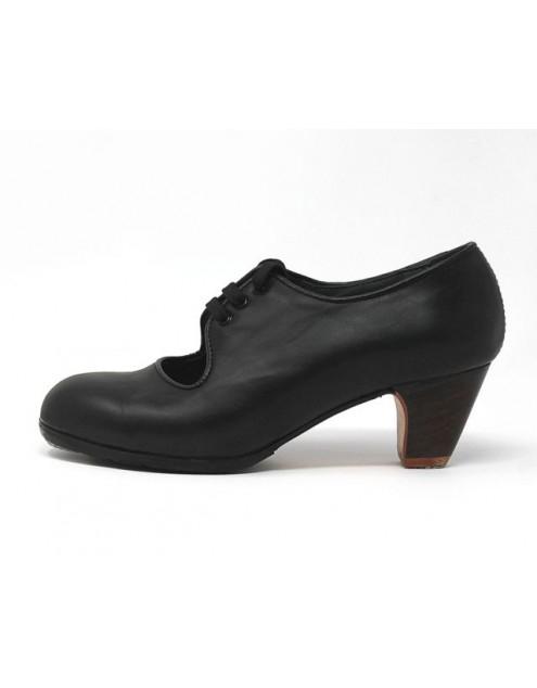 Carmen 37.5 AA+PR Leather Negro Clásico 5 Visto