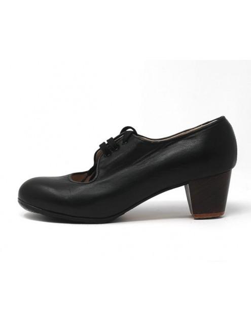 Carmen 40 AA Leather Negro Jerezano 5 Visto