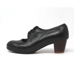 Carmen 37.5 AA Leather Negro Jerezano 5 Visto