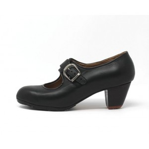 Lola 37,5 A+PR Leather Negro Cubano 5 Visto