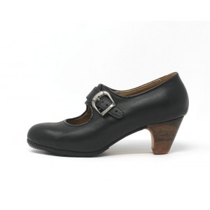Lola 37 A Leather Negro Clásico 5 Visto