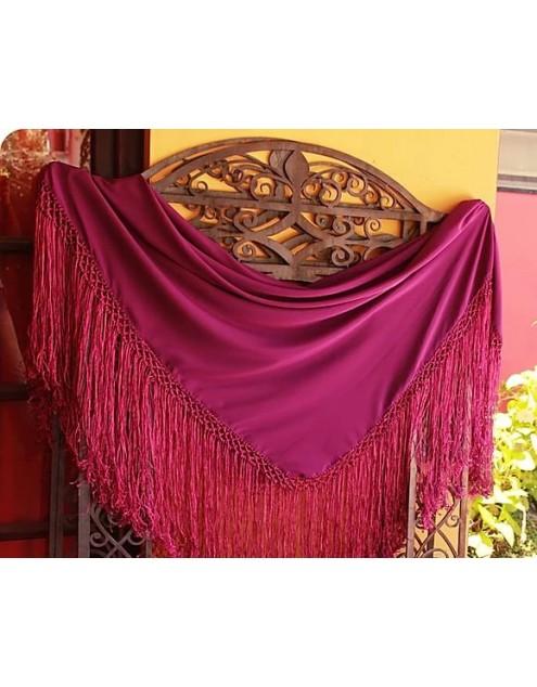 Shawl Silk Model Ensayo 140cm
