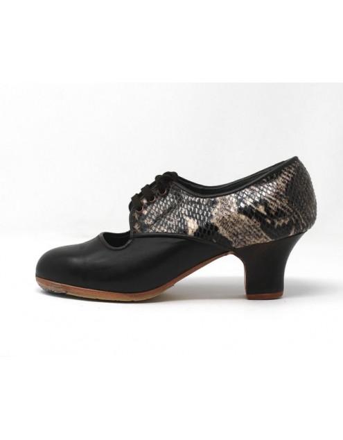 Carmela 36 A Leather Kenia Carrete 5 Visto Atrás Serpiente 2