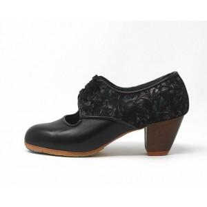 Carmela 35 A Leather Negro Cubano 5 Visto Atrás Negro Primavera