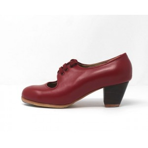 Carmen 36 A Leather Rojo Cubano 5 Visto