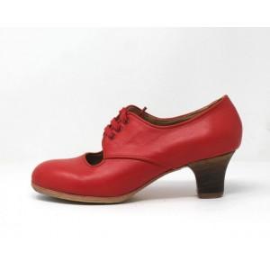 Carmela 38 A+PR Leather Coral Carrete 5 Visto