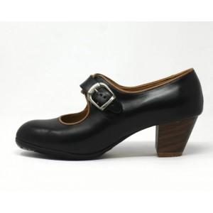 Lola 38,5 E Leather Negro Cubano 5 Visto R. Haya