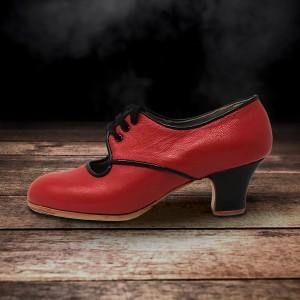 Carmela 37 AA+PR Leather Coral Carrete 5 Visto R. Negro