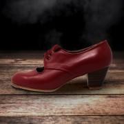 Carmela 37 A Leather Rojo Cubano 5 Visto